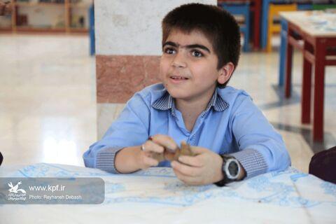 ویژه برنامه عصای سفید و روز جهانی نابینایان در مرکز شماره 2 کانون بوشهر