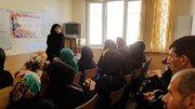 جلسه آموزشی اهمیت قصه و قصهگویی در بهداشت روانی کودکان در تبریز