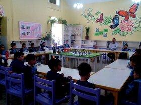هفته ملی کودک در مراکز فرهنگی هنری کانون اصفهان 2