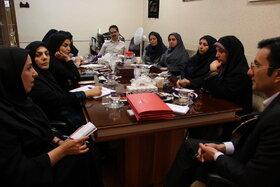 تشکیل پنج کارگروه تخصصی در سطح کانون استان تهران