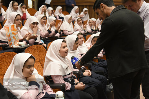 اولینروز جشنوارهی استانی قصهگویی در کانون سمنان