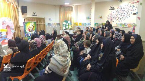 آیینهای بزرگداشت هفته ملی کودک در مراکز کانون آذربایجان شرقی