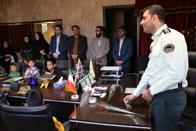 هفته نیروی انتظامی - شهرکرد مهر 98