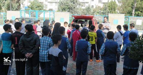 ویژه برنامههای هفته ملی کودک در کانون استان قزوین