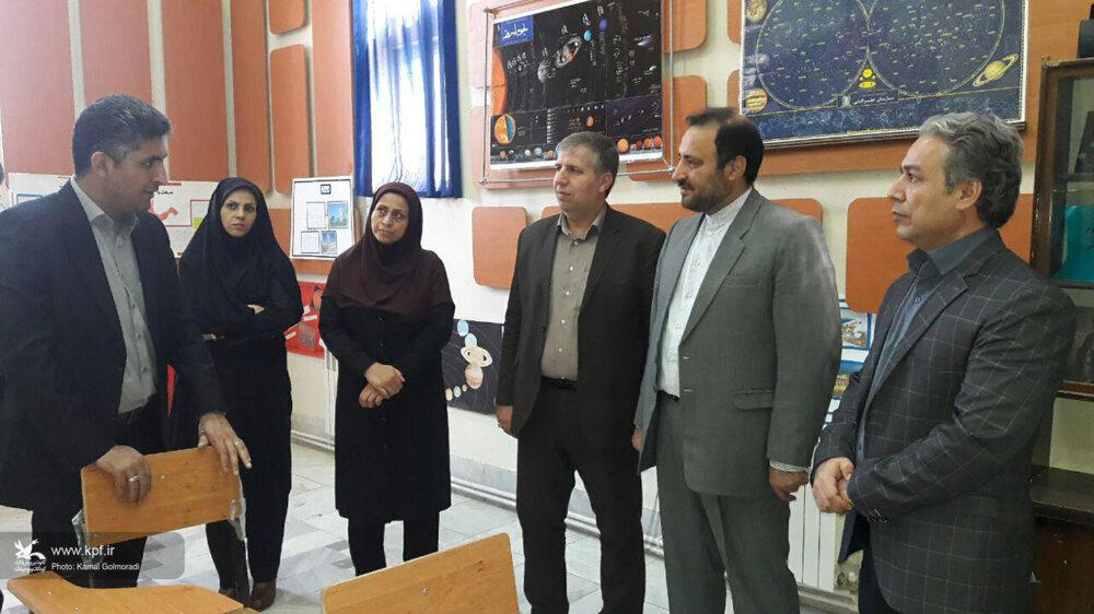 راه اندازی کانون زبان دورود استان لرستان