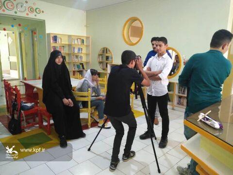 برگزاری انجمن سینماگران نوجوان در ششمین روز از هفته ملی کودک