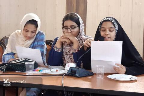 عصر پاییزی شعر و داستان در هشتمین نشست انجمن ادبی آفرینش برگزار شد