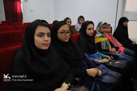 برگزاری پانزدهمین نشست انجمن ادبی صبا در مرکز فرهنگی هنری کانون شماره یک اهواز