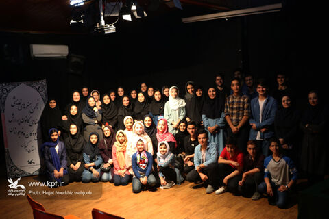 برگزاری انجمن هنرهای نمایشی در کانون استان گیلان