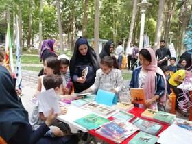 برگزیده های طرح شیوه های نوین کتابخوانی در ایلام معرفی شدند