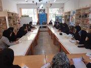 جلسه نقد ادبی انجمن داستان آفرینش (شهریار)