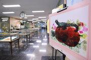 نمایشگاهی از آثار منتخب موزهی کودک کانون در دانشگاه تهران برپا شد