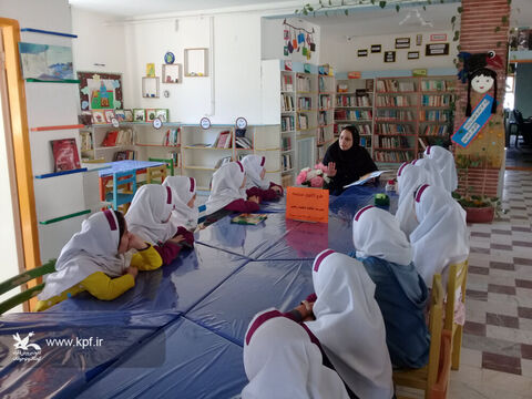 فعالیتهای طرح کانون مدرسه در کانون بیلهسوار