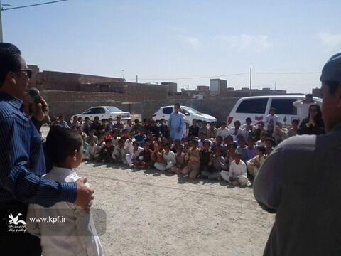 «بازگشایی مدارس» فصل جدیدی در فعالیتهای کتابخانه سیار در زاهدان