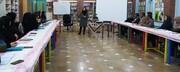 برگزاری پودمان آموزشی«بحث کتاب در مراکز» در کانون استان قزوین