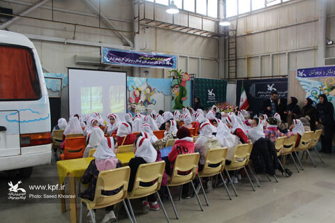 حضور فعال کانون در هفدهمین نمایشگاه بینالمللی کتاب تبریز