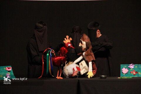 نوزدهمین جشنواره هنرهای نمایشی کانون استان تهران/ عکاس: ریحانه غلامحسین نژاد