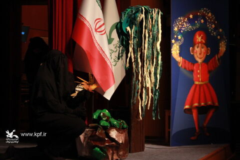 نوزدهمین جشنواره هنرهای نمایشی کانون استان تهران/ عکاس: الهه علیرضالو