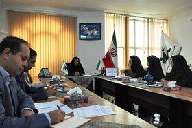برگزاری دومین جلسه کار گروه توسعه مدیریت کانون خراسان جنوبی