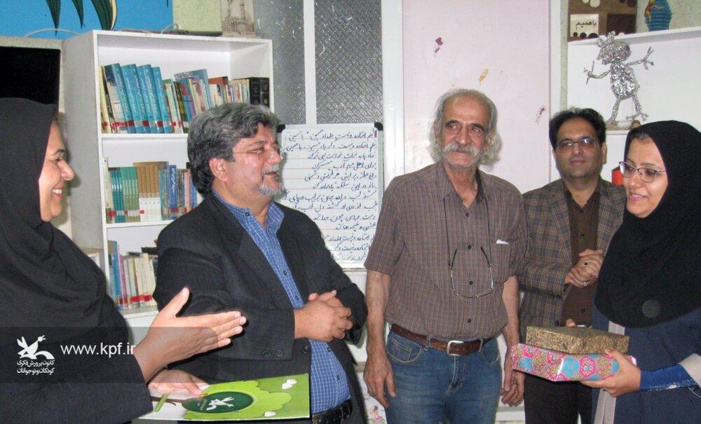 ویژه برنامهی «فصل تا فصل» در کانون پرورش فکری یزد برگزار شد