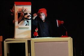 سومین روز نوزدهمین جشنواره هنرهای نمایشی کانون استان تهران(2)