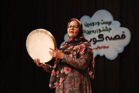 صبح نخستین روز برگزاری بیست و دومین جشنوارهی قصهگویی استان یزد- مهر ۹۸