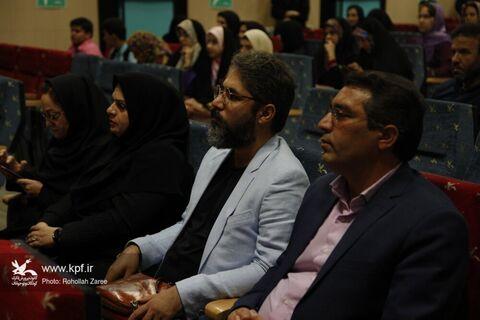 اختتامیهی بیست و دومین جشنوارهی قصهگویی استان یزد- مهر ۹۸