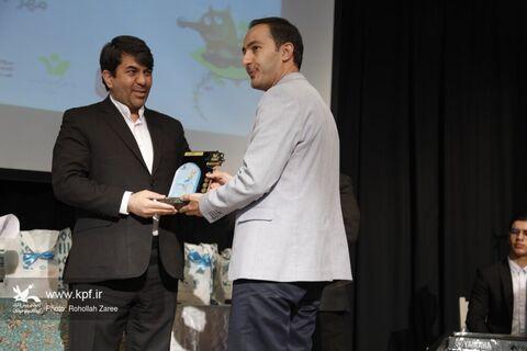 اختتامیهی بیست و دومین جشنوارهی قصهگویی استان یزد- مهر 98