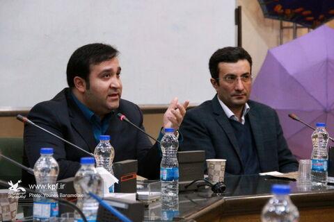 رونمایی از «سامانه مدیریت جامع مراکز» در کانون استان تهران