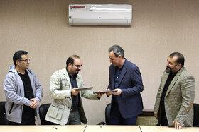 امضاء تفاهمنامه همکاری بین کانون و ادارهکل هنرهای نمایشی