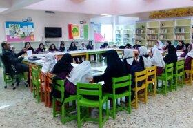 کارگاه آموزشی فنون تصویرگری در کانون فرخشهر برگزار شد