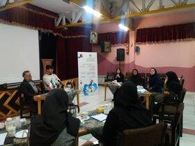 کارگاههای تخصصی قصهگویی برای قصهگویان منتخب استان آذربایجان شرقی