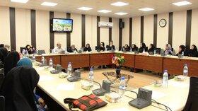 چهارمین نشست انجمن هنرهای نمایشی در مجتمع کانون زاهدان برگزار شد
