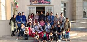 ویژه برنامه روز نوجوان در مرکز شماره ۲ اسفراین برگزار شد