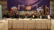 برگزاری گردهمآیی مسوولان امور مالی کانون در شیراز با حضور معاون توسعه