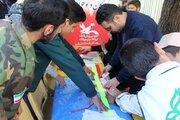 برپایی غرفههای فرهنگی هنری کانون در شهرهای استان آذربایجان شرقی