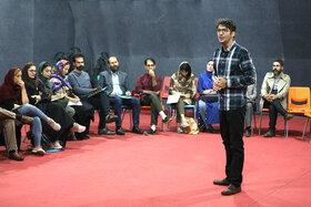 کارگاه «طراحی صحنه در تئاتر کودک و نوجوان» برگزار شد