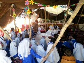 مشارکت کانون در برگزاری جشن شکر گزاری «زرشک و زعفران» قاینات