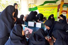 حضور کارکنان و اعضای کانون گیلان در راهپیمایی یومالله ۱۳ آبان