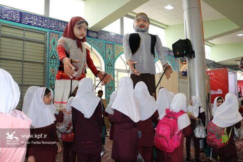 حضور کانون در دهمین نمایشگاه بزرگ  کتاب استان مرکزی