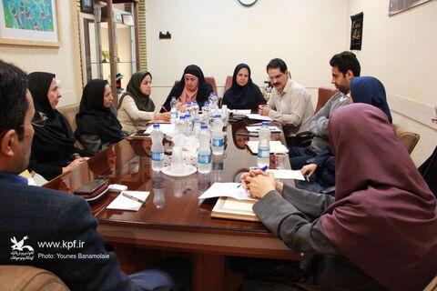 برگزاری نخستین جلسه کارگروه تخصصی «مراکز علمی»