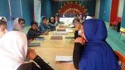 نشست کارگاهی شاهنامهخوانی در کانون سیستان و بلوچستان برگزار شد
