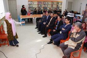 بازگشایی مراکز 12 و 35 کانون استان تهران پس از بازسازی و نوسازی/ عکس: یونس بنامولایی