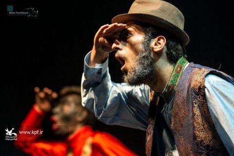 نمایش«راز قله ی گاف» به مرحله نهایی جشنواره هنرهای نمایشی کانون کشور راه یافت