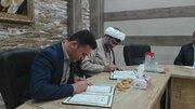 تفاهمنامه همکاری کانون پرورش فکری خوزستان با شبکه ماهوارهای الاهواز امضا شد