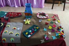 نمایشگاه فرهنگی هنری کرچال به مناسبت روز مازندران