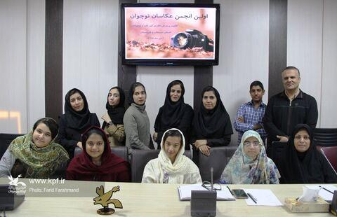 نخستین نشست انجمن عکاسی در مجتمع کانون زاهدان برگزار شد