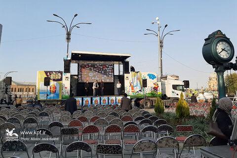 مراسم افتتاحیه 26 جشنواره بین المملی کودک همدان