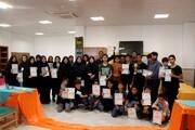 پرورش خلاقیت اعضای نوجوانان قمی در مسابقه «عصر ایده» و «عصر طلایی»