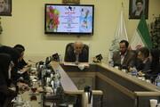 نشست خبری مدیرکل کانون پرورش فکری آذربایجانغربی برگزار شد
